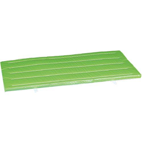 【特殊送料】三和体育 SANWATAIKU 室内外兼用防水カラーマット グリーン 90×180×5cm S-9690