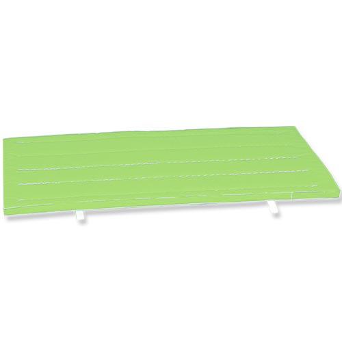 三和体育 SANWATAIKU 室内用抗菌カラーマット グリーン 90×180×5cm S-9850