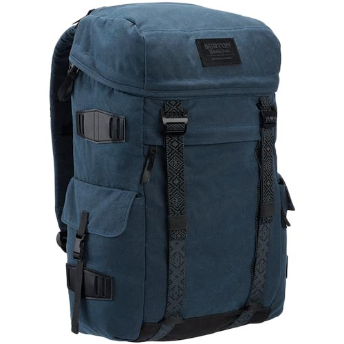 バートン BURTON バックパック ANNEX PACK DARK SLATE WAXED CNV 16339107401