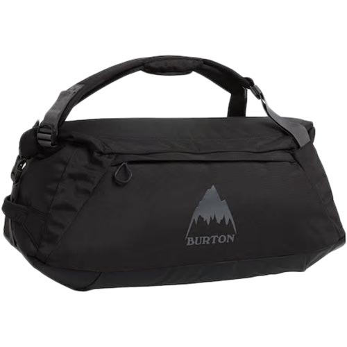 バートン BURTON ダッフルバッグ MULTIPATH DUFFLE 40 TRUE BLACK BALLISTIC 20572100016