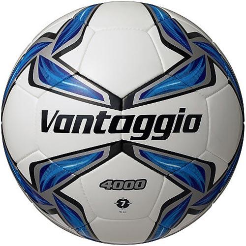 モルテン molten ヴァンタッジオ電動車椅子サッカーボール ホワイト×ブルー F7V4000 7号球