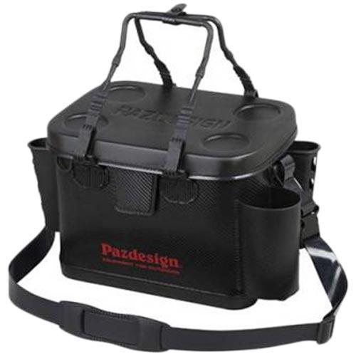 パズデザイン Pazdesign PSL バッカンIV・タイプA ブラック/レッド Sサイズ PAC-259