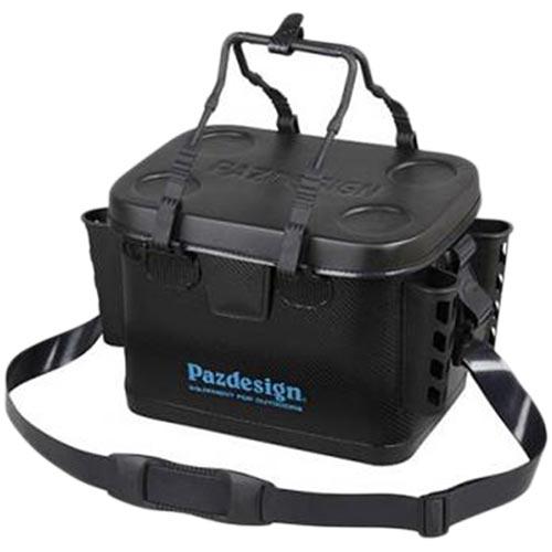 パズデザイン Pazdesign PSL バッカンIV・タイプB ブラック/ブルー Sサイズ PAC-260
