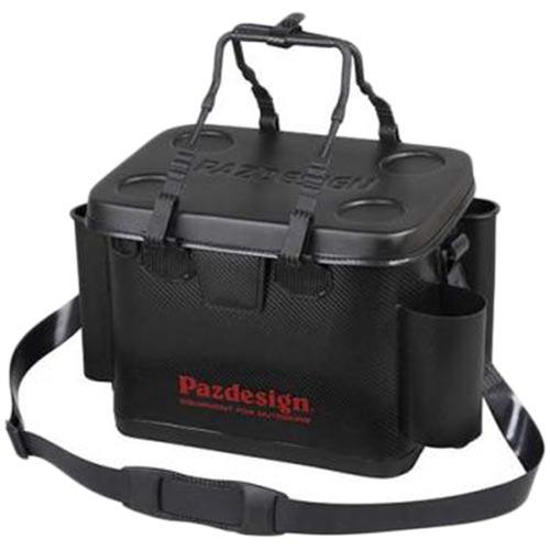 パズデザイン Pazdesign PSL バッカンIV・タイプA ブラック/レッド Mサイズ PAC-262