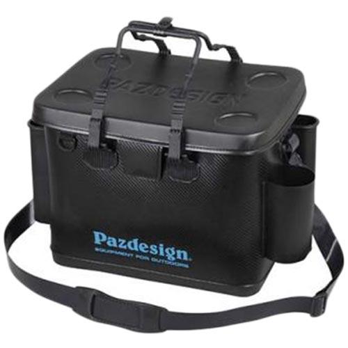 パズデザイン Pazdesign フィッシング PSL バッカン IV・タイプA ブラック/ブルー Lサイズ PAC-265