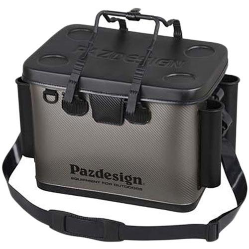 パズデザイン Pazdesign フィッシング PSL バッカン IV・タイプB ガンメタブラック Lサイズ PAC-266