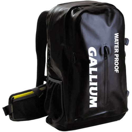 ガリウム GALLIUM スノーボード バックパック Waterproof Backpack ブラック 完全防水仕様 BP0001