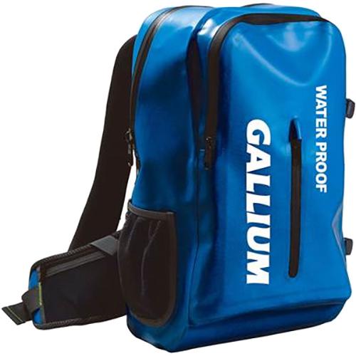 【10/10限定!エントリー&カード決済でP+11倍】ガリウム GALLIUM スノーボード バックパック Waterproof Backpack ブルー 完全防水仕様 BP0002