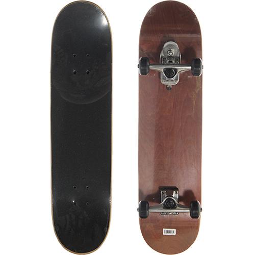 eSPORTSオリジナル サーフショートスケートボード スラスター2搭載 ブラウン 31TH2