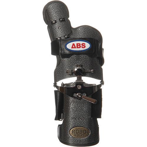 アメリカン ボウリング サービス ABS ロボリスト 右用 ブラックシルバー BK/SI