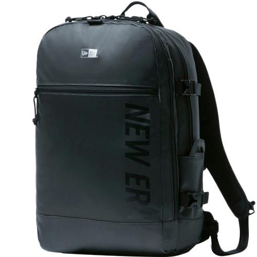 ニューエラ NEWERA スマートパック プリントロゴ SMART PACK 02 TARPAU ブラックターポリン×ブラック 11901925