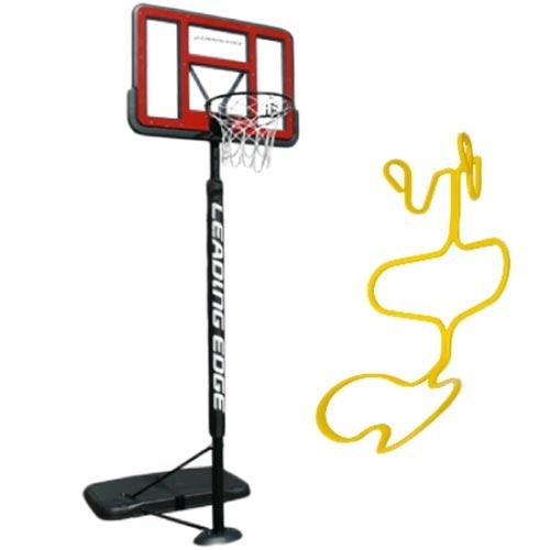 リーディングエッジ バスケットボール ゴール クリア ボール リターン セット LE-BS305R