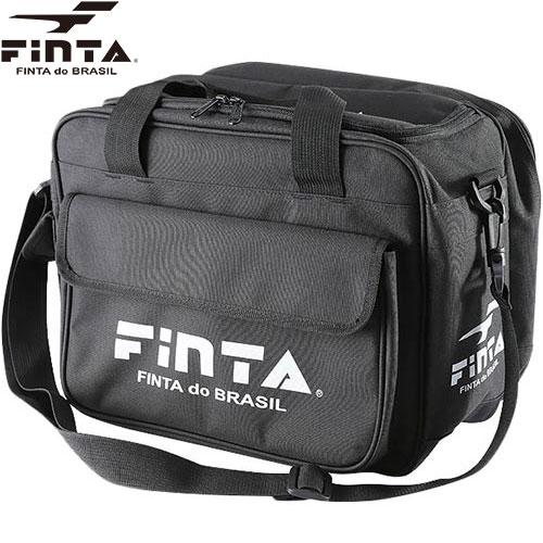 フィンタ FINTA サッカー バッグ ドクターバッグ ブラック Fサイズ FT5148 0500