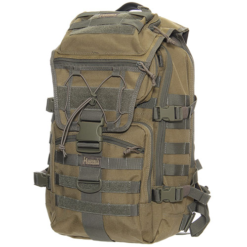 マグフォース MAGFORCE TYD Computer Backpack KHAKI FOLIAGE MF-0521
