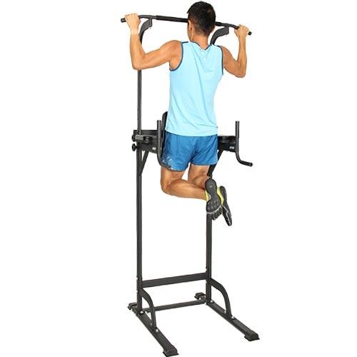 リーディングエッジ ホームジム ST 懸垂器具 腹筋 腕立て運動可能 マルチジム LE-VKR02