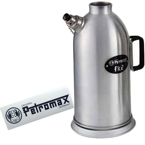 ペトロマックス Petromax ファイヤーケトル fk2 & ロゴステッカーセット
