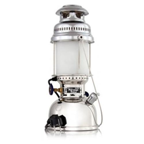 ペトロマックス Petromax インテリア エレクトロ ニッケル ランタン 12508