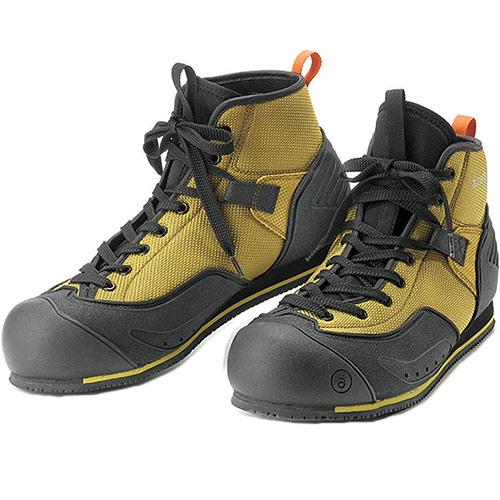 フォックスファイヤー Foxfire UL Wading Shoes ウェーディングシューズ 178/アースゴールド 5823708 メンズ レディース