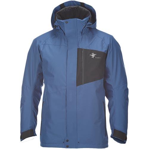 フォックスファイヤー Foxfire ディメンションDSジャケット 040/ブルー 5113687 メンズ