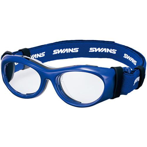 【8/5限定★エントリーでポイント+9倍】スワンズ SWANS スポーツメガネ アイガード 度なし ネイビー SVS-600N NAV