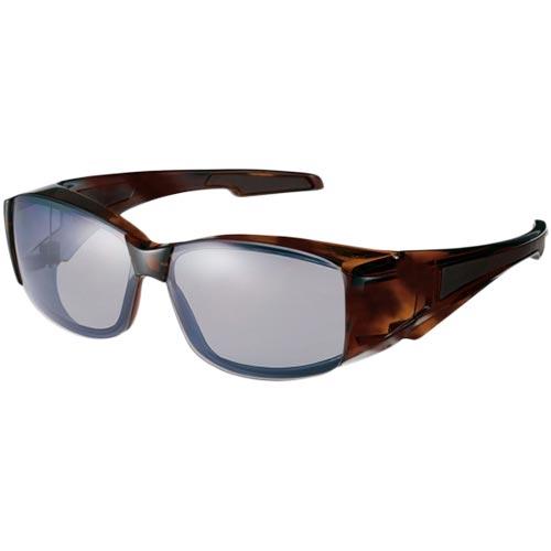 スワンズ SWANS DMBR オーバーグラス フレームレス 偏光レンズモデル OG6-0751