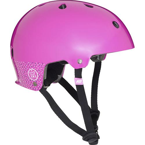 ケーツー K2 ジュニア ヘルメット JR VARSITY パープル I1704002 キッズ
