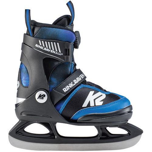 ケーツー K2 ジュニア アイススケート リンクレイヴンボア RINK RAVEN BOA I190300101 キッズ 男の子