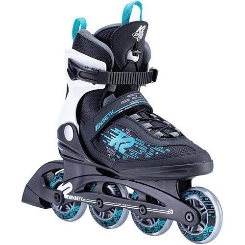 ローラースケート 大人用 ケーツー K2 レディース インラインスケート キネティック ブラック ブルー 新商品 新型 80 ホワイト PRO I200200801 トレンド KINETIC