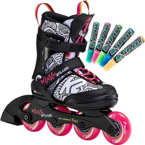 子供 ローラースケート 誕生日 ケーツー K2 ジュニア インラインスケート 価格 SPLASH I21020020 マーリー <セール&特集> MARLEE キッズ スプラッシュ