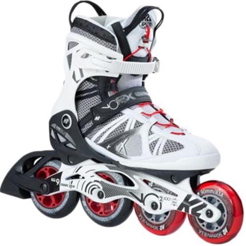 ケーツー K2 メンズ インラインスケート VO2 100 X PRO ブイオーツ― 100 エックスプロエックスプロ ブラック/ホワイト I170202001