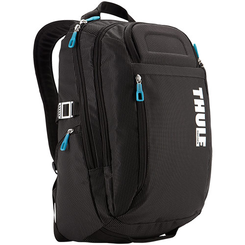 スーリー THULE Thule Crossover 21L Backpack CS4495 ブラック TCBP-115