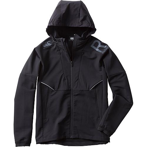 カンタベリー canterbury メンズ ラグビー ストレッチ パフォーマンスジャケット STRETCH PERFORMANCE JACKET ブラック RP79535 19