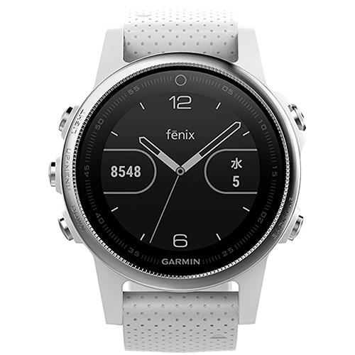 ガーミン GARMIN fenix5S White 日本正規品 100168536
