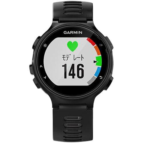 ガーミン GARMIN ForeAthlete 735XTJ Black Gray日本正規品 161424