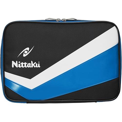 ニッタク Nittaku 卓球 初心者 ラケットセット ラバー ケース ボール2個付き 03 NE6997