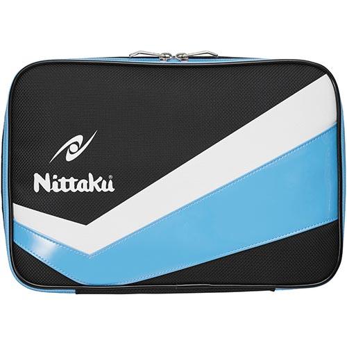 ニッタク Nittaku 卓球 初心者 ラケットセット ラバー ケース ボール2個付き 04 NE6997