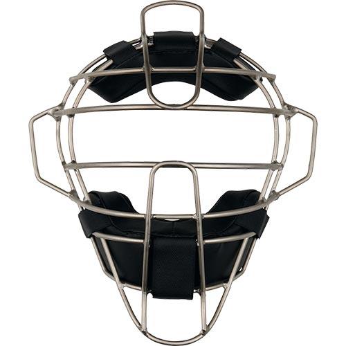 ゼット ZETT 野球 硬式 キャッチャーマスク チタン プロステイタス シルバー BLM1265A 1300