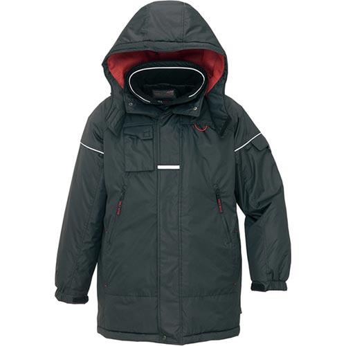 オンリーアイトス ONLY-AITOZ メンズ 防寒コート ブラック 6060