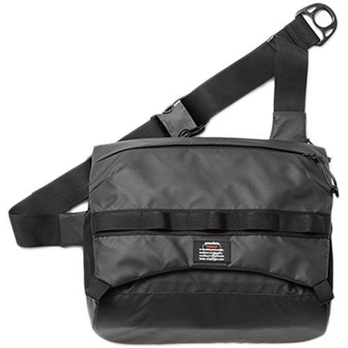 マキャベリック MAKAVELIC ライズ ショルダーバッグ TRUCKS RAISE SHOULDER BAG ブラック 3109-10513