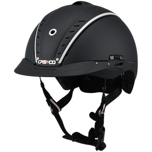 カスコ CASCO ジュニア 乗馬用 ヘルメット チョイス ブラック 50-54cm 17.06.1562.U ジュニア キッズ