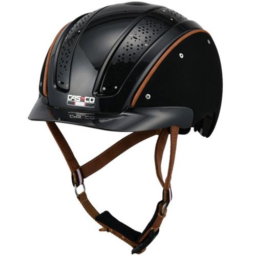 カスコ CASCO 乗馬用 ヘルメット プレスティージエア ブラック M/57-58cm 17.06.9532.M