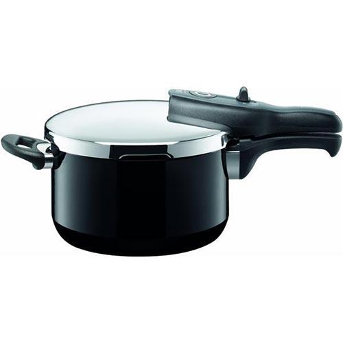 シリット Silit tプラス 圧力鍋 4.5L ブラック S8225250014
