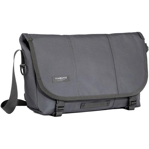 ティンバック2 TIMBUK2 クラシックメッセンジャーバッグ Classic Messenger Sサイズ Gunmetal 110822003
