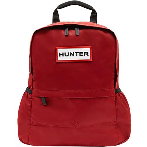 ハンター HUNTER オリジナル ナイロン スモール バックパック ミリタリーレッド UBB5028KBM