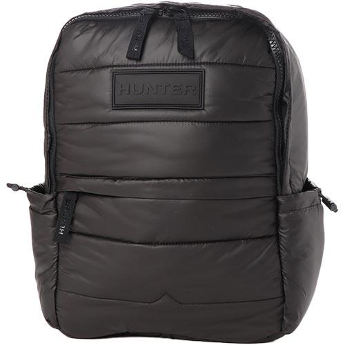 ハンター HUNTER オリジナル パッファーバックパック ORIGINAL PUFFER BACKPACK ブラック UBB1116SHA BLK