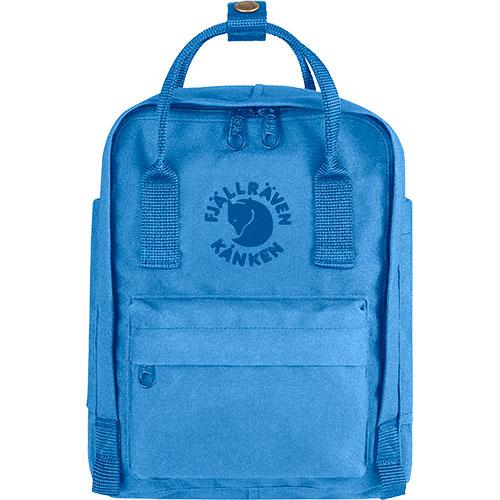 フェールラーベン FJALL RAVEN リ カンケン ミニ バッグ Re-Kanken Mini 525-UN-Blue 23549