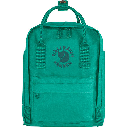 フェールラーベン FJALL RAVEN リ カンケン ミニ バッグ Re-Kanken Mini 644-Emerald 23549