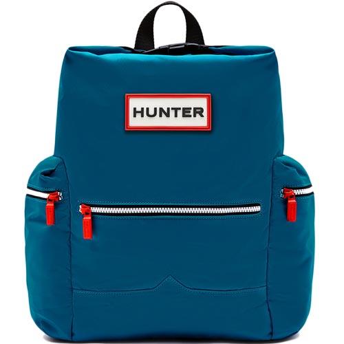 ハンター HUNTER オリジナル トップクリップ バックパック - ナイロン オーシャンブルー UBB6017ACD