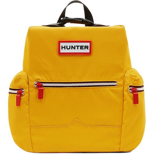 ハンター HUNTER オリジナル トップクリップ ミニバックパック - ナイロン イエロー UBB6018ACD