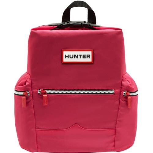 ハンター HUNTER オリジナル トップクリップ ミニバックパック - ナイロン ブライトピンク UBB6018ACD